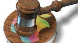 Держатели XRP подали групповой иск против Apple