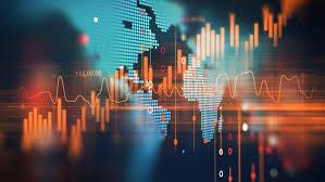 Общий обвал рынков утянул биткоин и криптовалюту