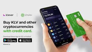 Кошелек Klever объявил о поддержке покупки криптовалюты с помощью банковских карт