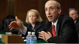 Глава SEC подвергся критике на слушаниях перед Сенатом во вторник