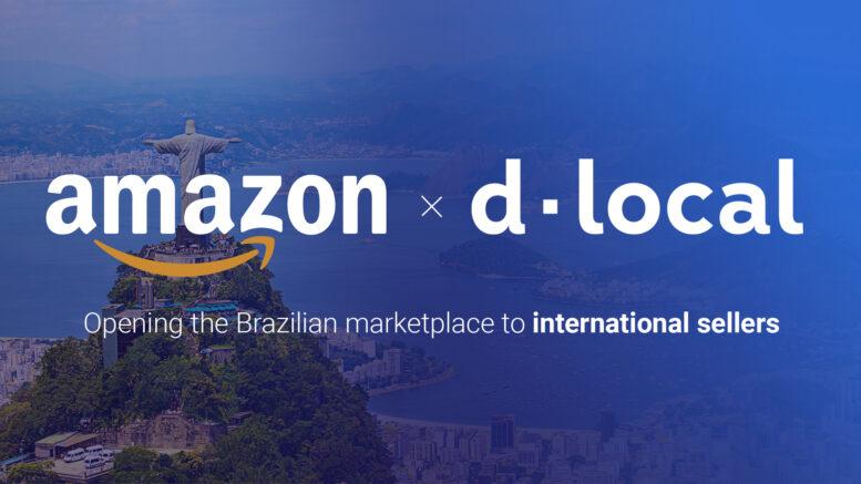 Партнер Ripple dLocal теперь работает с Amazon в Бразилии